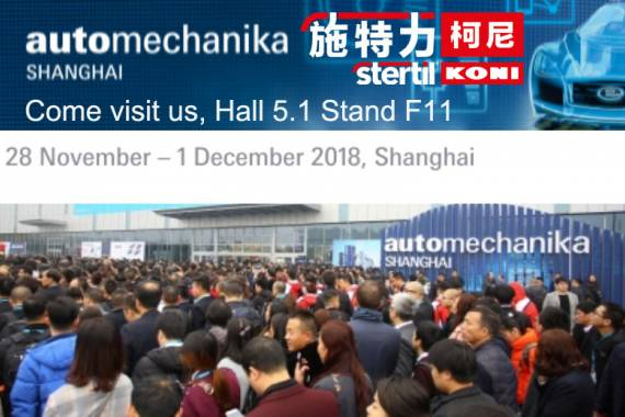 Shanghai Automechanika Stertil Qingdao China Heavy Duty Lifts