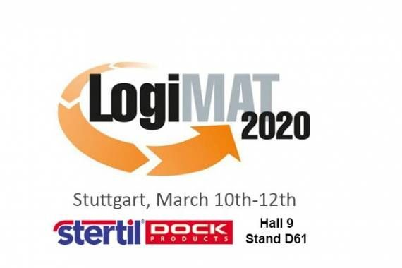 Stertil Dock Products at LogiMAT 2020 Stuttgart