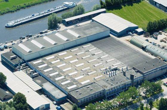 Stertil Product Facility Kootstertille, The Netherlands