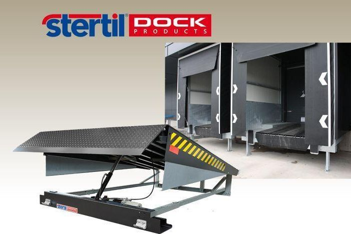 Stertil Dock Products launches new retro-fit dock leveller de SPL
