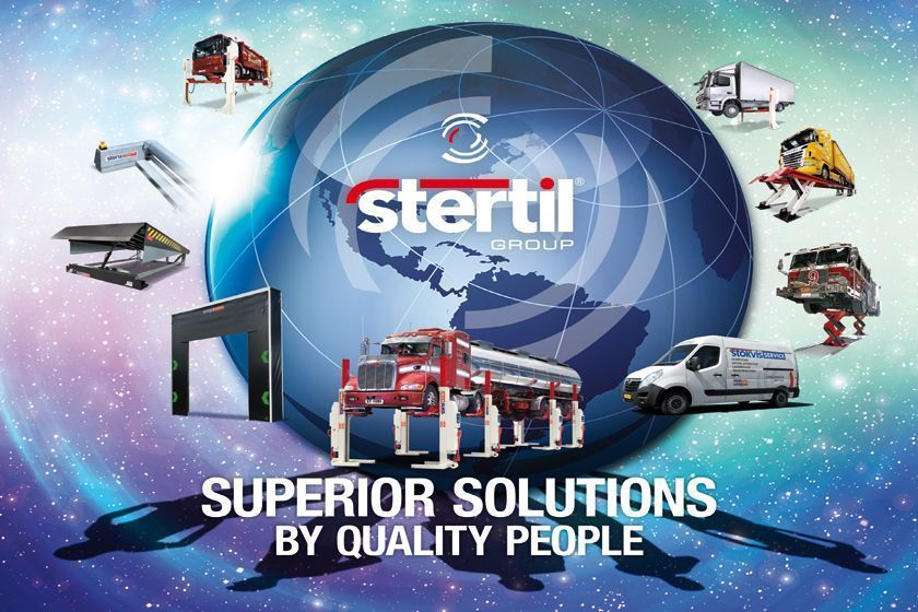 stertil group bv formed in 2012 stertil is a multimational